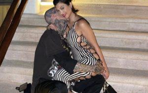 Kourtney-Kardashian-Wears-Fanci-Club-Black-and-White-Striped-Cutout-Dress-to-Dinner-in-Mexico-with-Boyfriend-Travis-Barker-cover.jpg
